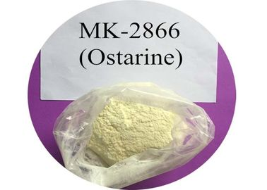 Cina Ostarine MK-2866 SARMS Raw Powder Legal Steroid 841205-47-8 CAS Room temp Storage pabrik